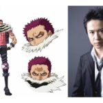Tomokazu Sugita as Katakuri | Anime One Piece