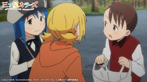 Mitsuboshi Colors Episode 6 Official Anime Screenshot