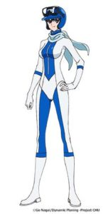 'Cutie Honey Universe' Hurricane Honey (C)Go Nagai/Dynamic Planning-Project CHU