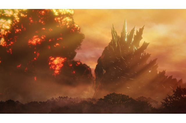 Anime Movie Godzilla: Planet of the Monsters