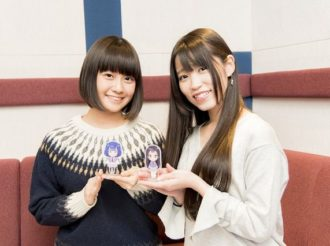 Interview with Tomori Kusunoki and Rie Suegara: On the Recording of the First Episode of Märchen Mädchen
