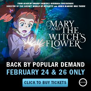 Mary and the Witch's Flower | GKIDS Films