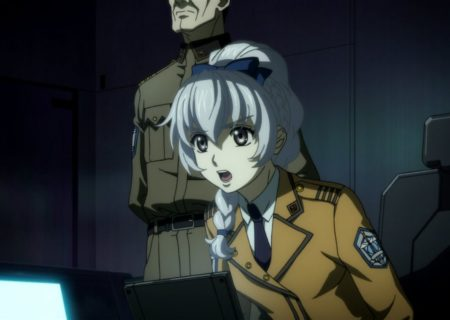 Full Metal Panic! Invisible Victory Anime | Official Screenshot