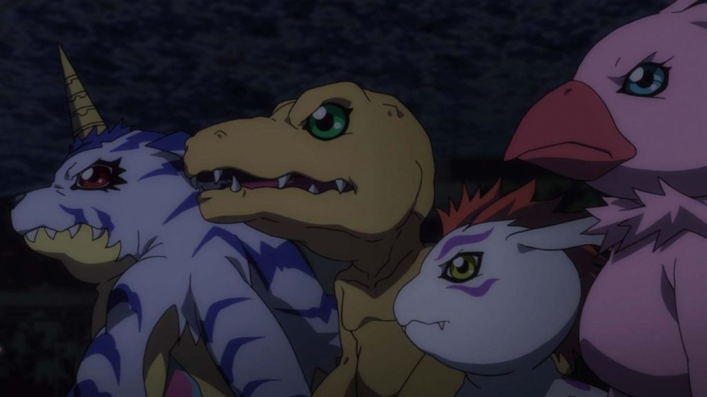 Digimon Adventure tri. Chapter 6 Official Anime Trailer Screenshot
