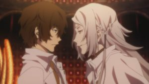 Anime movie Bungo Stray Dogs Dead Apple | Official Trailer Screenshot
