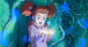 Mary and the Witch's Flower (Mary to Majo no Hana) Anime Visual