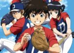Major 2nd Baseball Anime | Key Visual