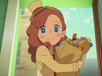 Layton Anime Reveals Trailer