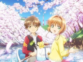Watch Cherry Blossoms With Cardcaptor Sakura and Syaoran at the Chiyoda Sakura Matsuri 2018