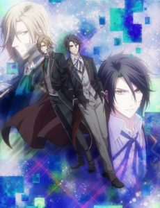 Butlers: Chitose Momotose Monogatari (Butlers: A Millennium Century Story) Anime Key Visual