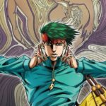 Episode 2 of the Anime OVA Thus Spoke Kishibe Rohan.