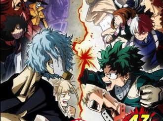 U.A. High School vs. League of Villains: My Hero Academia Reveals New Visual