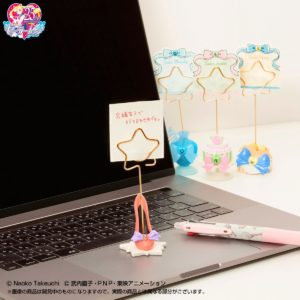 Anime Sailor Moon Note and Picture Holders | Anime Merchandise Monday | MANGA.TOKYO (C)武内直子・PNP・東映アニメーション (C)Naoko Takeuchi