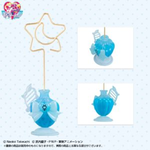 Sailor Mercury Anime Sailor Moon Note and Picture Holders | Anime Merchandise Monday | MANGA.TOKYO (C)武内直子・PNP・東映アニメーション (C)Naoko Takeuchi