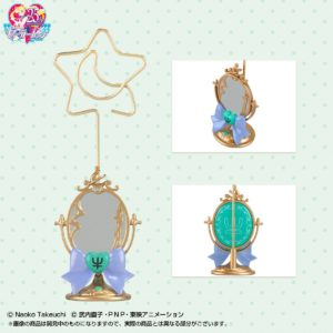 Sailor Neptune Anime Sailor Moon Note and Picture Holders | Anime Merchandise Monday | MANGA.TOKYO (C)武内直子・PNP・東映アニメーション (C)Naoko Takeuchi