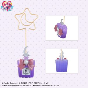 Sailor Saturn Anime Sailor Moon Note and Picture Holders | Anime Merchandise Monday | MANGA.TOKYO (C)武内直子・PNP・東映アニメーション (C)Naoko Takeuchi