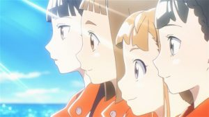 Episode 8 of Sora Yorimo Tooi Basho (A Place Further than the Universe) | Anime Still