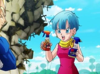Vegeta Gets Angry Over a Dirty Bathroom in Dragon Ball x Kao Commercial