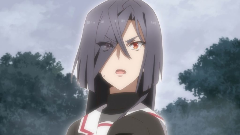 Katana Maidens ~Toji no Miko~ Episode 8 Official Anime Screenshot