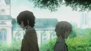 Bungo Stray Dogs Dead Apple Anime Movie Official Screenshot