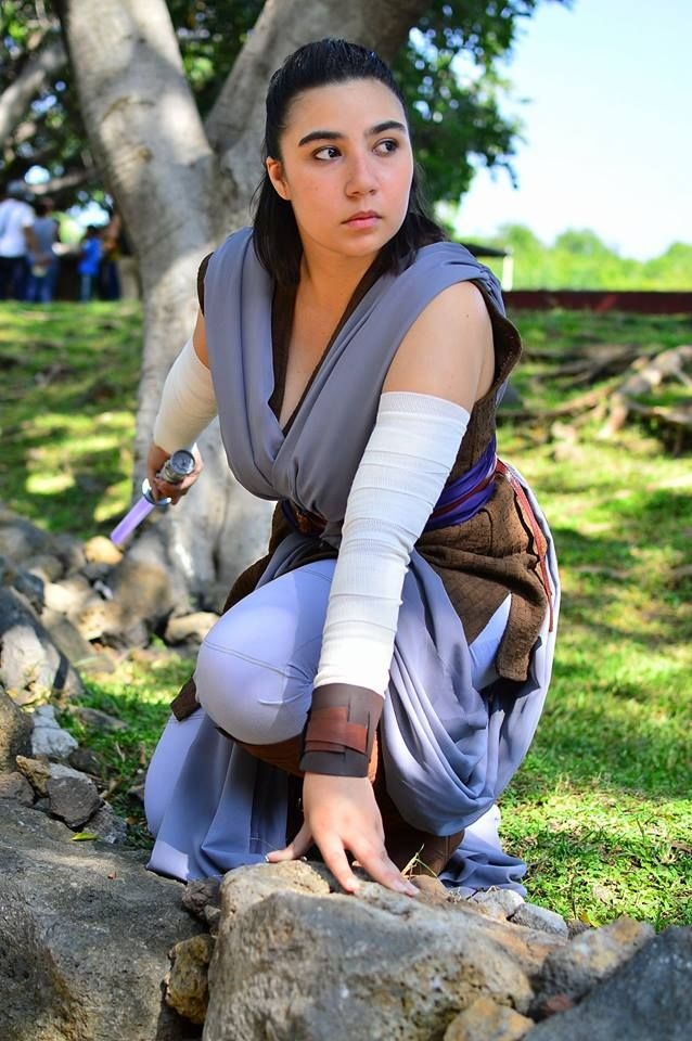 Rey from Star Wars The Last Jedi | Gioka Cosplay | MANGA.TOKYO World Cosplayer