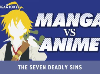 The Seven Deadly Sins Manga vs Anime S02E01 'Revival of the Demon Clan'