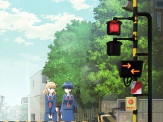 Fumikiri Jikan Reveals New Key Visual, Additional Character Visuals, Cast, and Opening