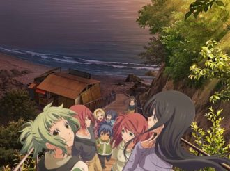 Amanchu S2 Reveals Main Visual and Second Trailer