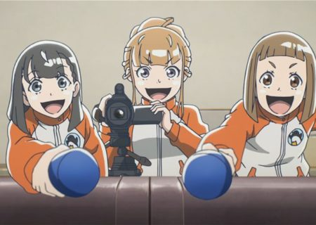 Sora Yorimo Tooi Basho Episode 9 Official Anime Screenshot (c)YORIMOI PARTNERS