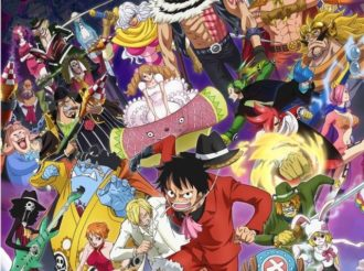 One Piece Releases Visual for The Tea Party from Hell Arc