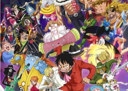 Visual for One Piece's 'The Tea Party From Hell' Arc | Anime