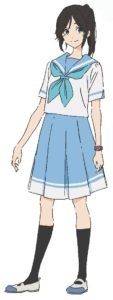 Nozomi Kasaki from anime movie Liz and the Blue Bird ©武田綾乃・宝島社/『響け!』製作委員会