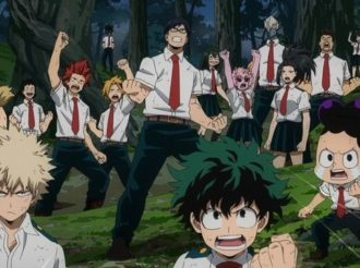 My Hero Academia S3: See Deku and Co at Training Camp in New Trailer