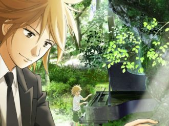 The Piano Forest Introduces Pianists and Trailer for Anime