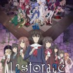 Lostorage conflated WIXOSS Anime Visual