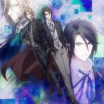Butlers: A Millennium Century Story Anime Visual