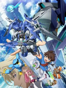 Gundam Build Divers Anime Visual