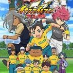 Inazuma Eleven: Ares no Tenbin Anime Visual