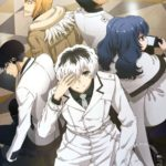 Tokyo Ghoul :re Anime Visual