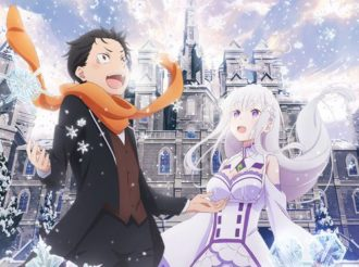 Re:Zero OVA Reveals Visual and Comes to Japanese Cinemas