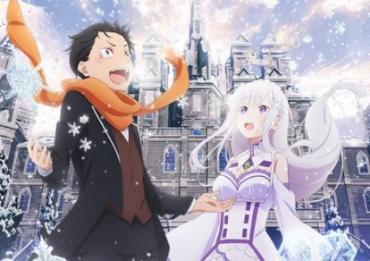 Re:Zero Starting Life in Another World Anime OVA Visual