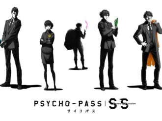 Psycho-Pass to Release 3 Theatrical Movies in January 2019