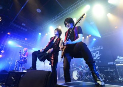 Granrodeo x FLOW Anisong Contest at Legacy Taipei in Taiwan | Photo
