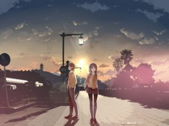 Seishun Buta Yarou to Get Anime Adaptation in Fall 2018