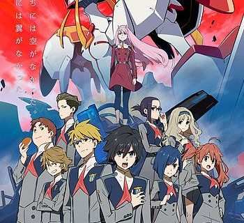 Darling in the FranXX Anime Visual