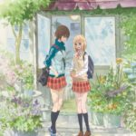 Anime OVA Kase-san and Morning Glories (Asagao to Kase-san)