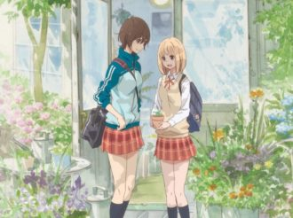 Asagao to Kase-san Releases Trailer and Main Visual