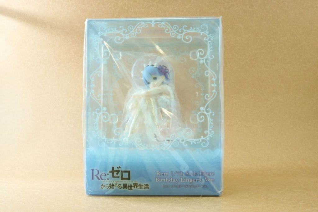 Rem 1/7th Scale Figure Birthday Lingerie Ver.