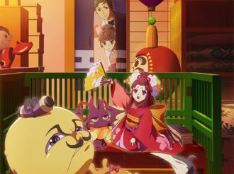 Tsukumogami Kashimasu Anime Reveals Visual, Staff, Cast