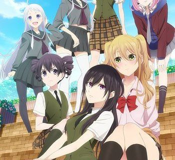 citrus Anime Visual